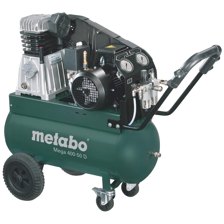 metabo kompressor mega 400 50 d kaufen bei obi. Black Bedroom Furniture Sets. Home Design Ideas