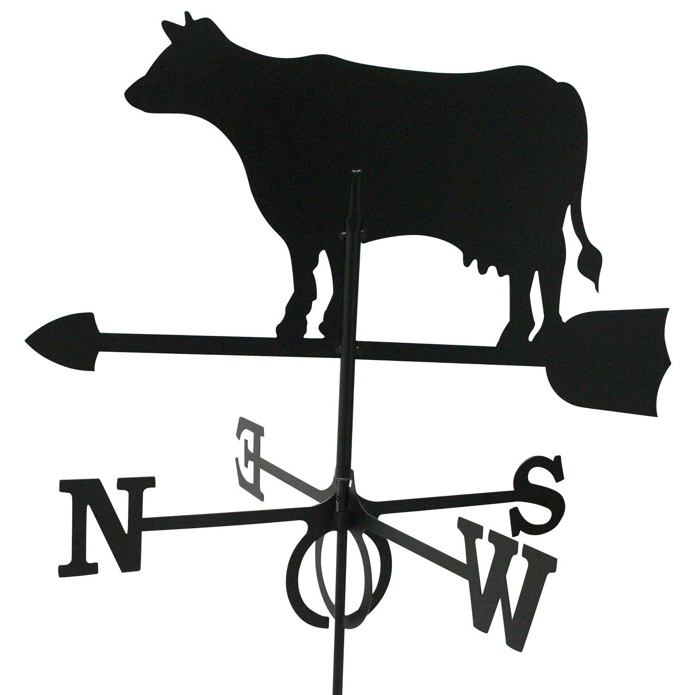 SvenskaV Wetterfahne Kuh Groß