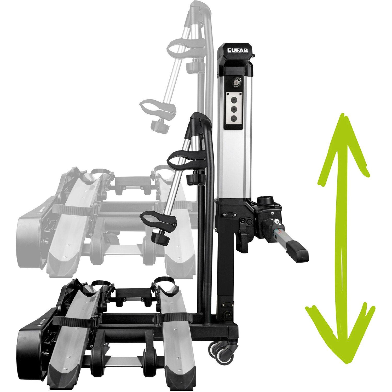 eufab fahrrad kupplungstr ger bike lift kaufen bei obi. Black Bedroom Furniture Sets. Home Design Ideas