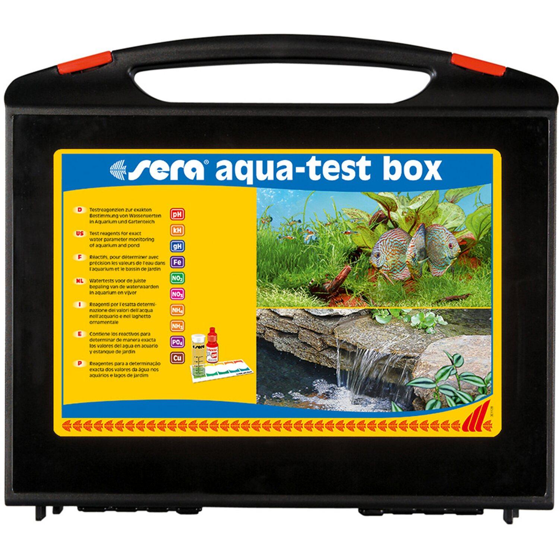 Sera Aqua-Test Box Kaufen Bei OBI
