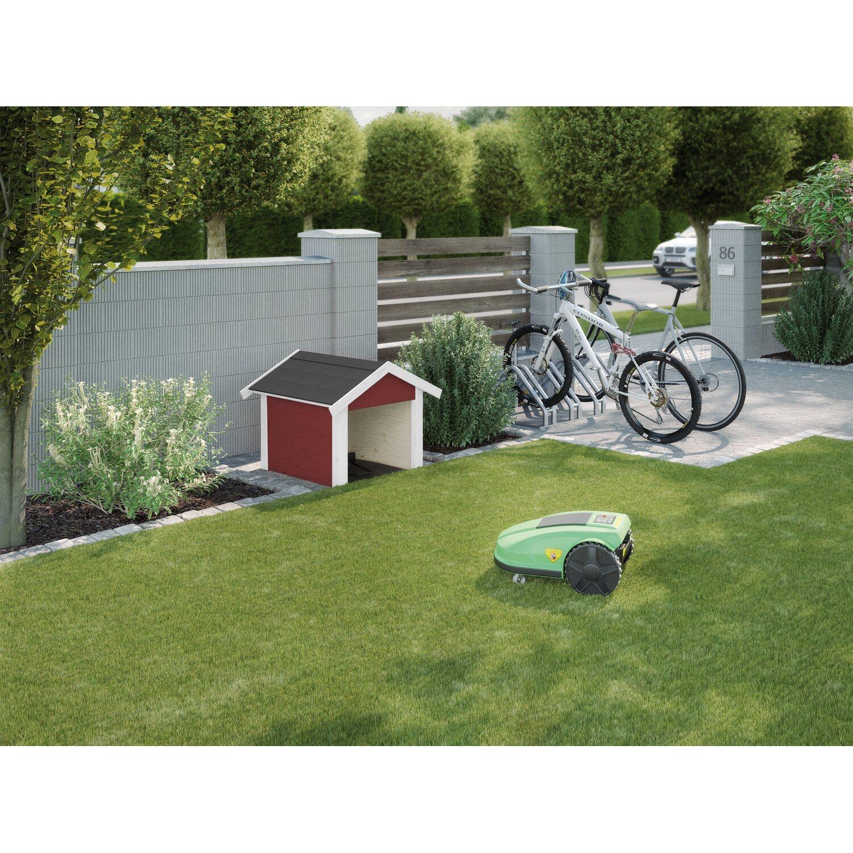 weka garage f r m hroboter rot kaufen bei obi. Black Bedroom Furniture Sets. Home Design Ideas