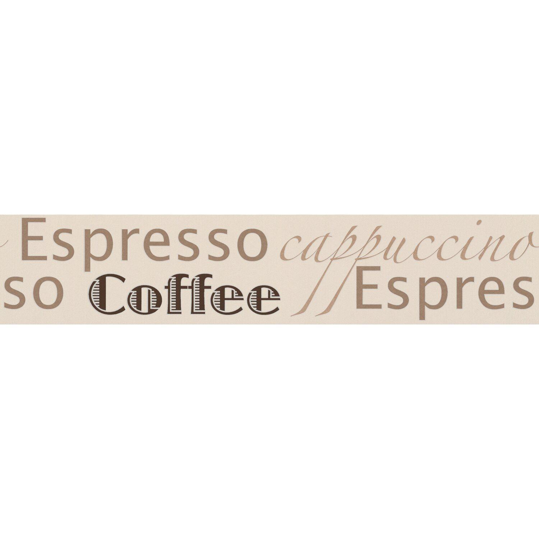 AS Creation A.S. Creation Borte Espresso Beige