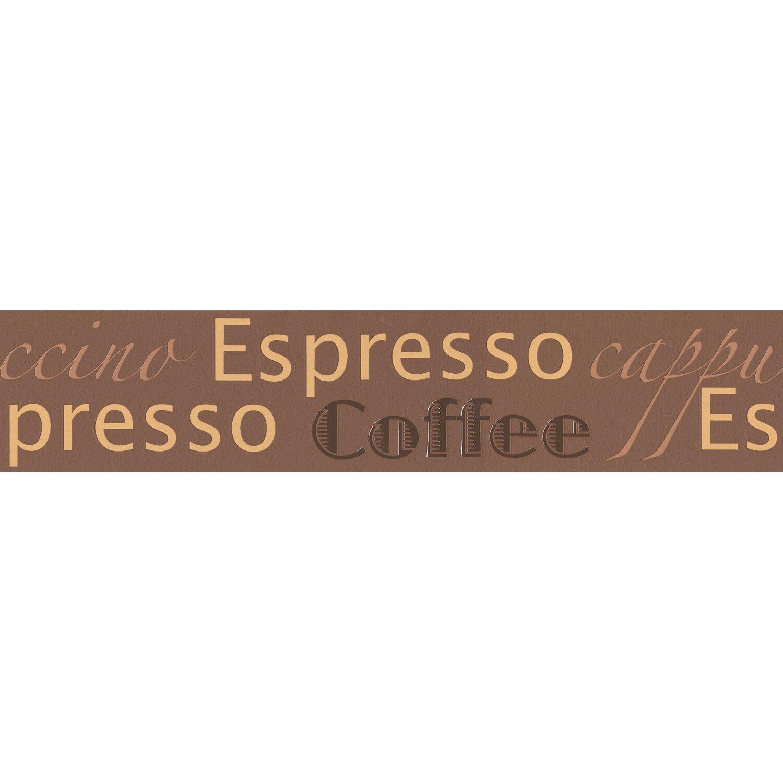 AS Creation A.S. Creation Borte Espresso Braun