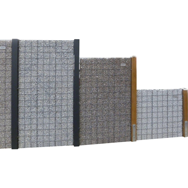 splitt gabione 150 cm x 90 cm x 4 cm kaufen bei obi. Black Bedroom Furniture Sets. Home Design Ideas
