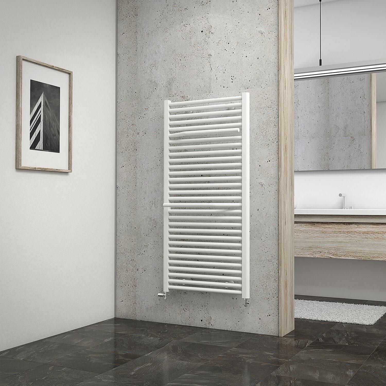 schulte design heizk rper miami mit anschluss von unten 894 watt alpinwei kaufen bei obi. Black Bedroom Furniture Sets. Home Design Ideas