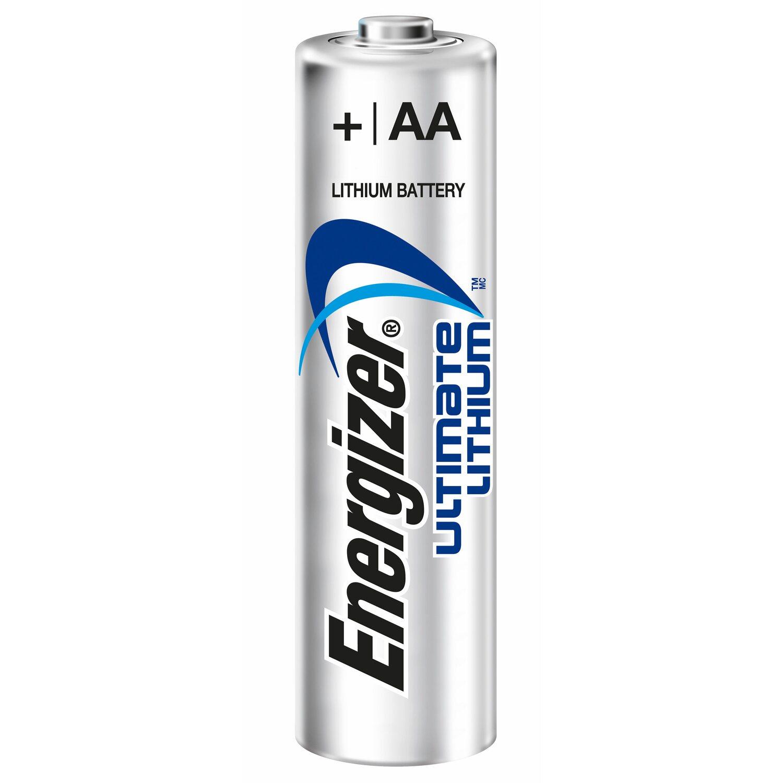 Energizer 1x4 ENERGIZER Ultimate Lithium Mignon AA LR 6 1,5V