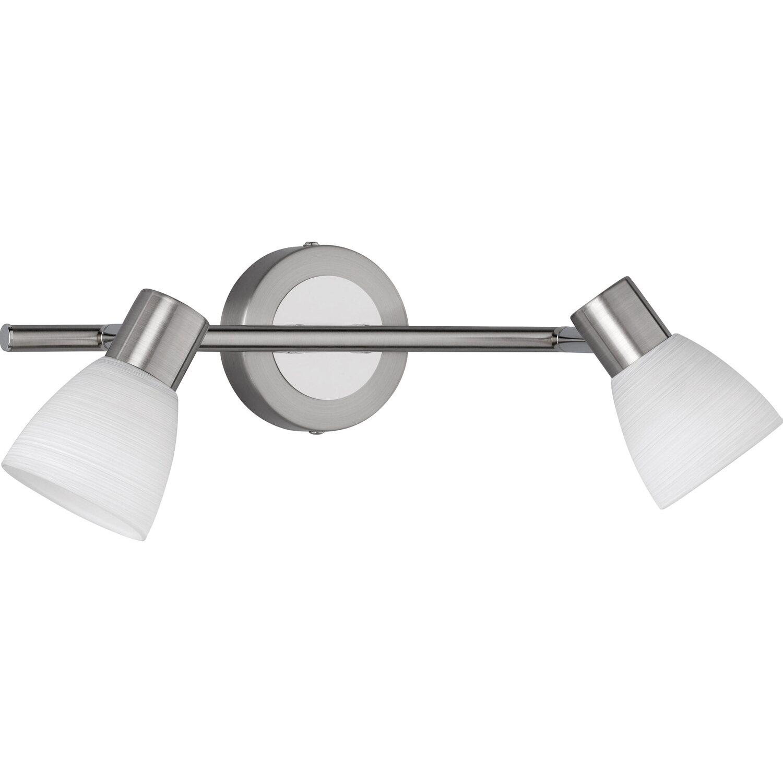 Trio LED-Spot 2er EEK: A+  Caprico Nickel matt dimmbar