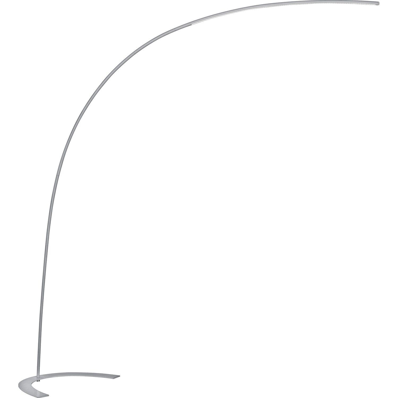 Trio LED-Stehleuchte EEK: A++ - A Bogen Shanghai Weiß