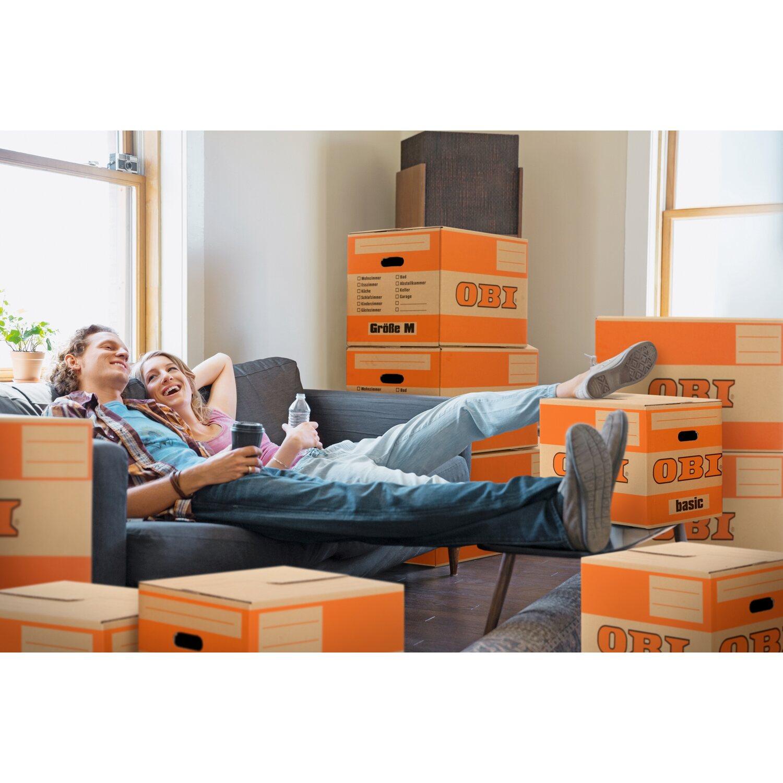 obi umzugskarton m kaufen bei obi. Black Bedroom Furniture Sets. Home Design Ideas