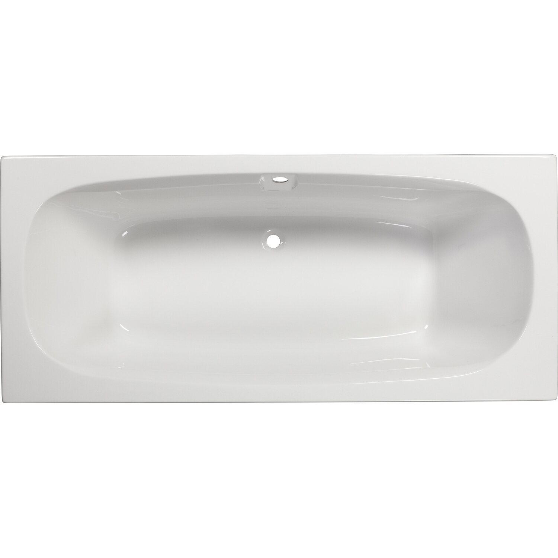 sanoacryl badewanne marbella wei 170 cm x 75 cm kaufen bei obi. Black Bedroom Furniture Sets. Home Design Ideas