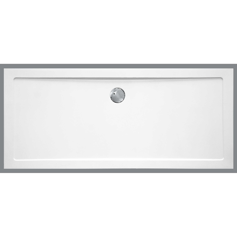 sanotechnik duschwanne eckig sc1280s wei 120 cm x 80 cm kaufen bei obi. Black Bedroom Furniture Sets. Home Design Ideas