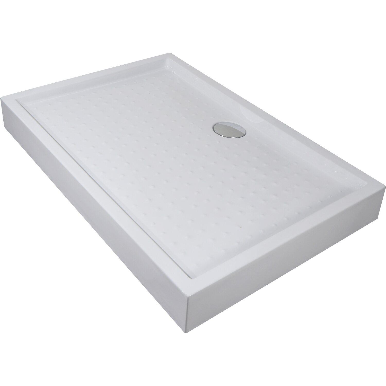 sanotechnik duschwanne 120 cm x 80 cm wei kaufen bei obi. Black Bedroom Furniture Sets. Home Design Ideas