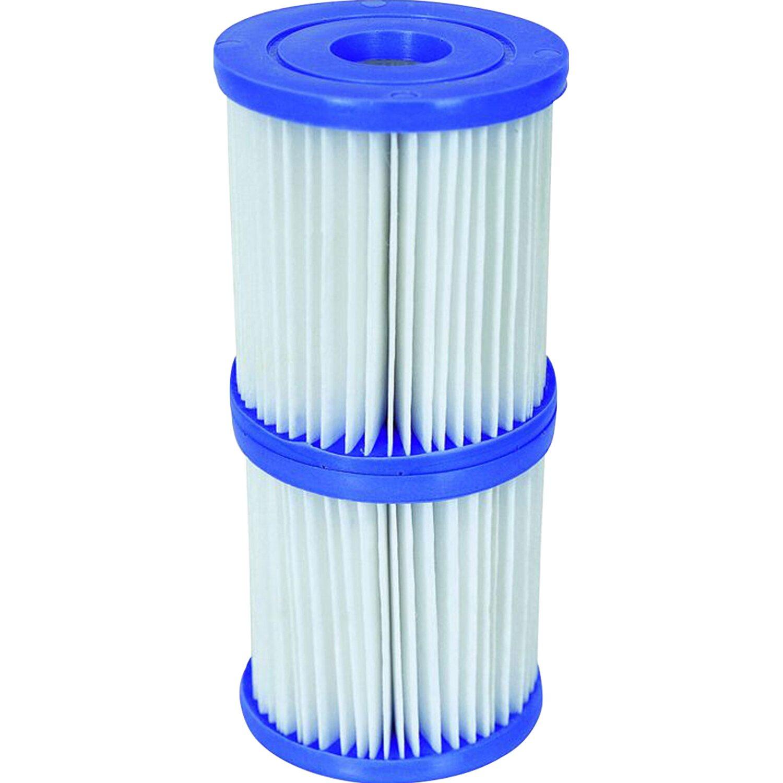 Filterkartusche f r pool doppelpack kaufen bei obi for Obi filtersand pool