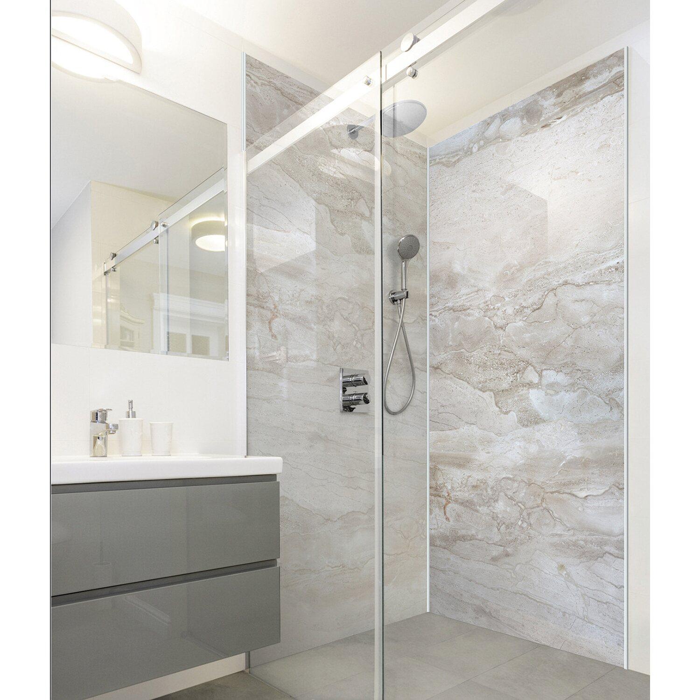 ottofond sani wall dekor profile eckprofil innen gl nzend kaufen bei obi. Black Bedroom Furniture Sets. Home Design Ideas