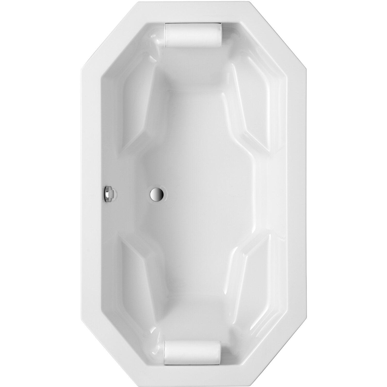 badewanne sumatra 200 cm x 118 cm kaufen bei obi. Black Bedroom Furniture Sets. Home Design Ideas