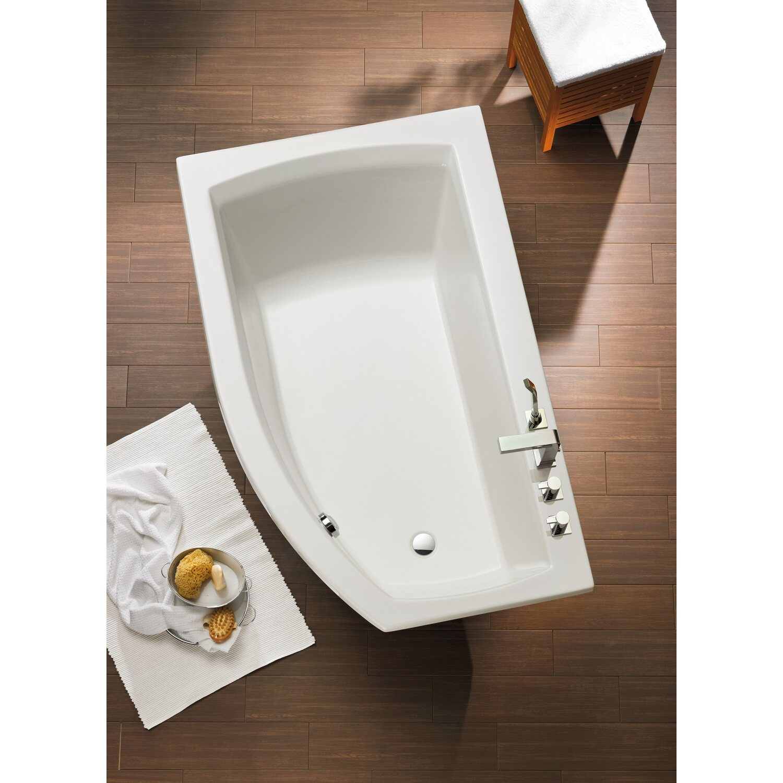 badewanne cedros 170 cm x 98 cm typ b kaufen bei obi. Black Bedroom Furniture Sets. Home Design Ideas