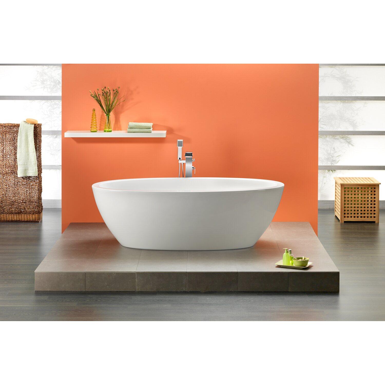 freistehende badewanne latina 190 cm x 94 cm wei kaufen. Black Bedroom Furniture Sets. Home Design Ideas
