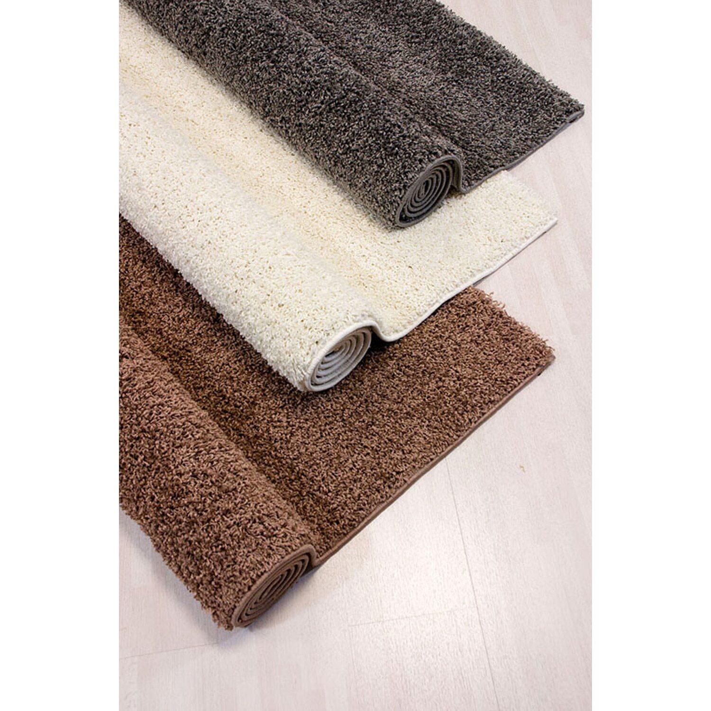 obi teppich maresa braun 80 cm x 150 cm kaufen bei obi. Black Bedroom Furniture Sets. Home Design Ideas