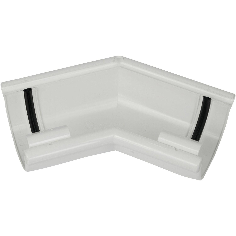 marley dachrinnen-außen-/innenecke 135 grad rg 100 weiß kaufen bei obi