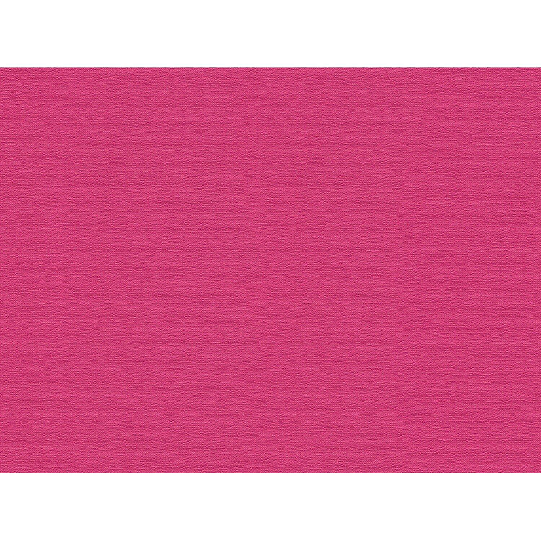 Contzen  4 Vliestapete Uni Pink