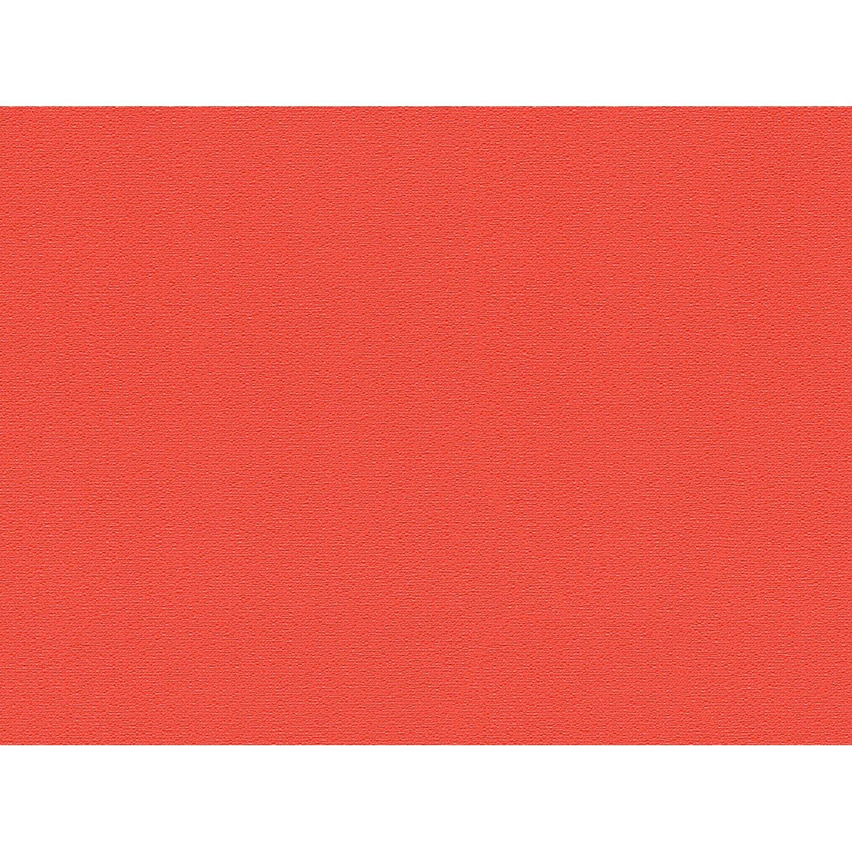 Contzen  4 Vliestapete Uni Rot