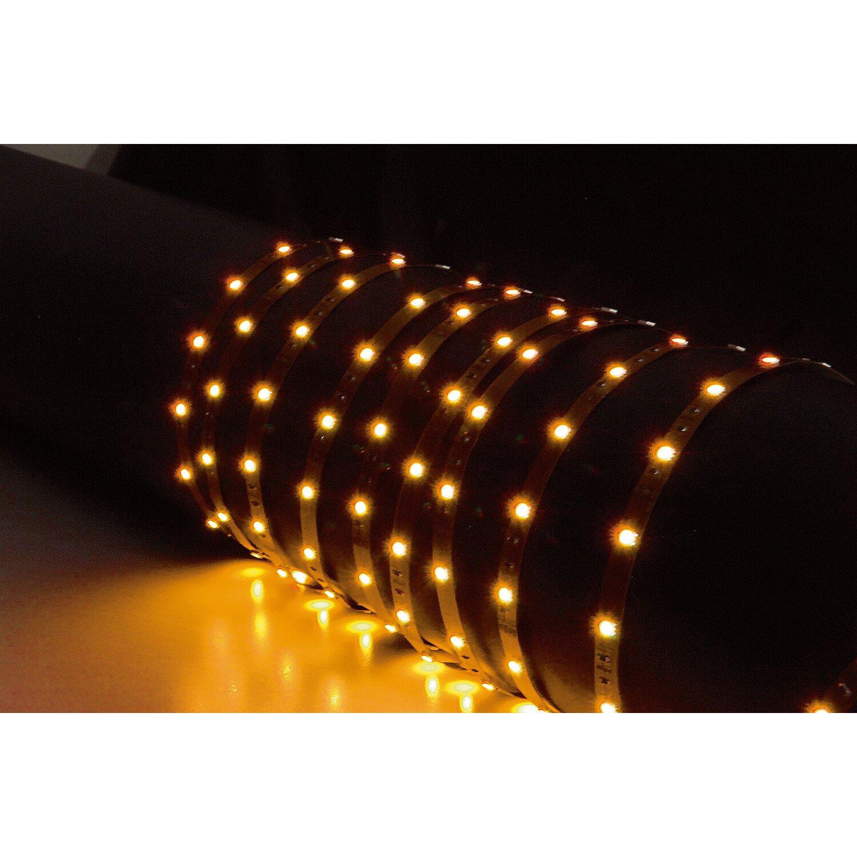 obi led strip flexband warmwei 5m f r au en ip 44 eek a. Black Bedroom Furniture Sets. Home Design Ideas