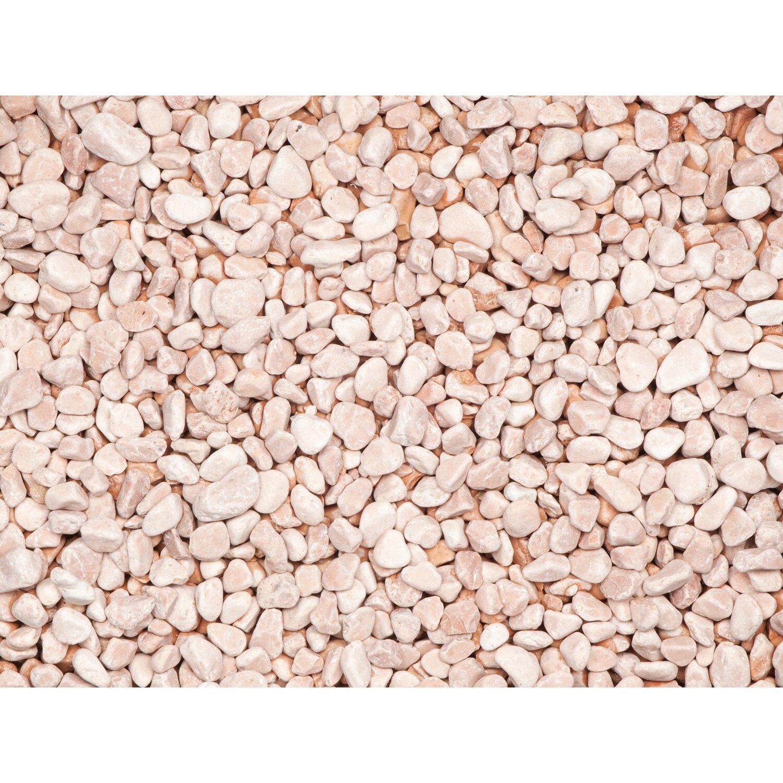 Marmorkies verona rot rund 15 mm 25 mm 25 kg sack for Obi zierkies