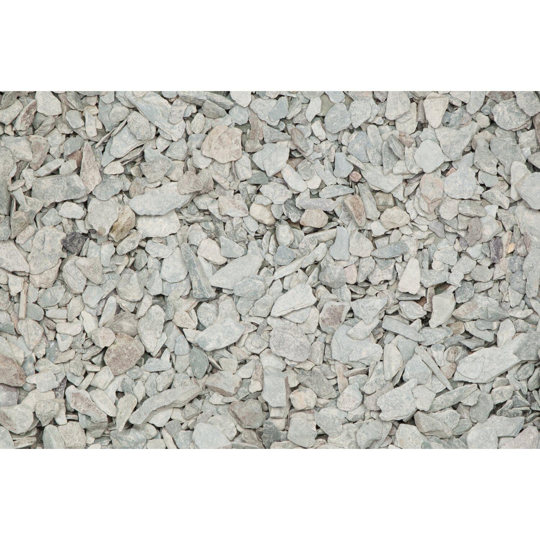 Zierkies canadian slate gr n 15 mm 30 mm 1000 kg big for Obi zierkies