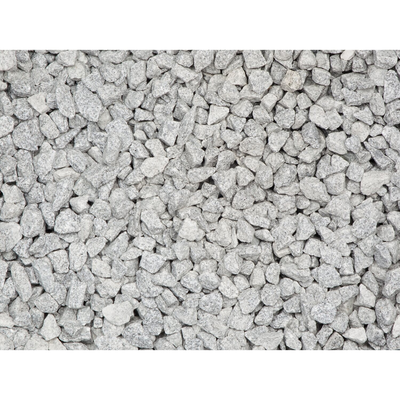 Sonstige Granit-Splitt Grau 8 mm - 16 mm 15 kg/ Sack