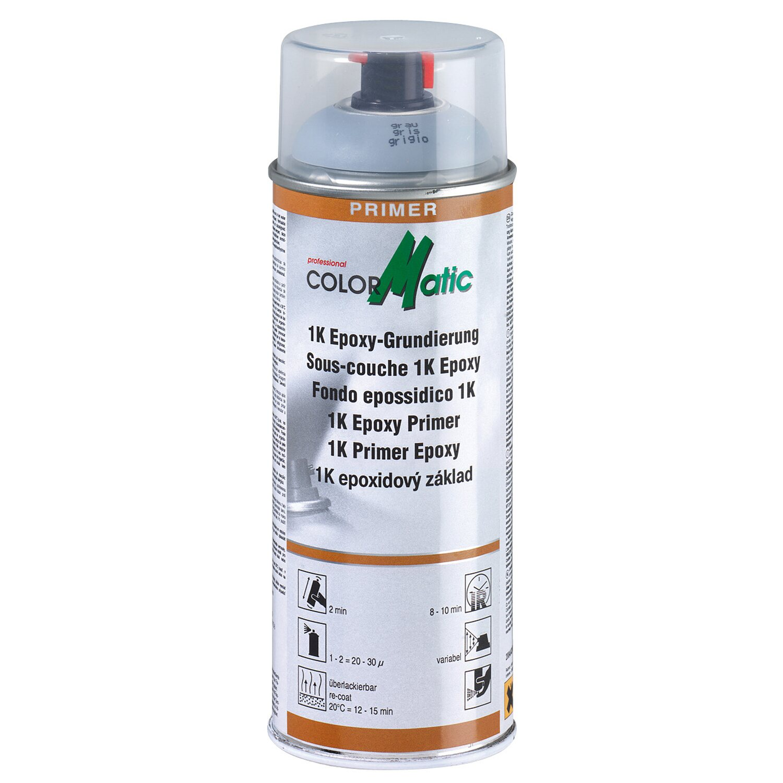 ColorMatic  Lackspray 1K Epoxy-Primer Grau 400 ml