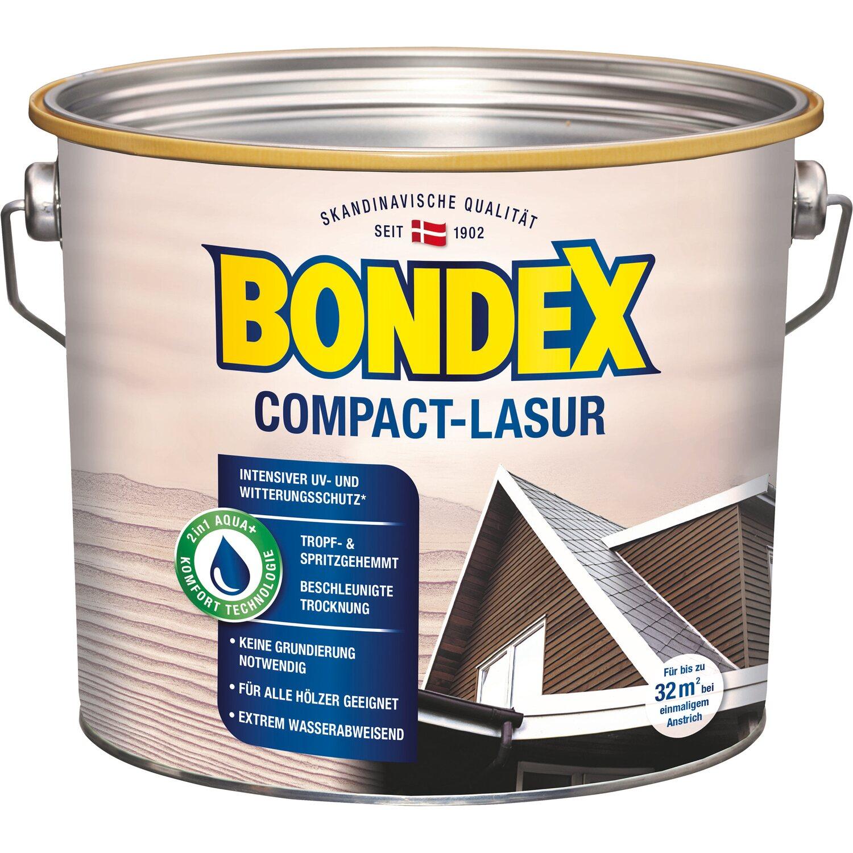 BONDEX Bondex Compact-Lasur Nussbaum 2,5 l