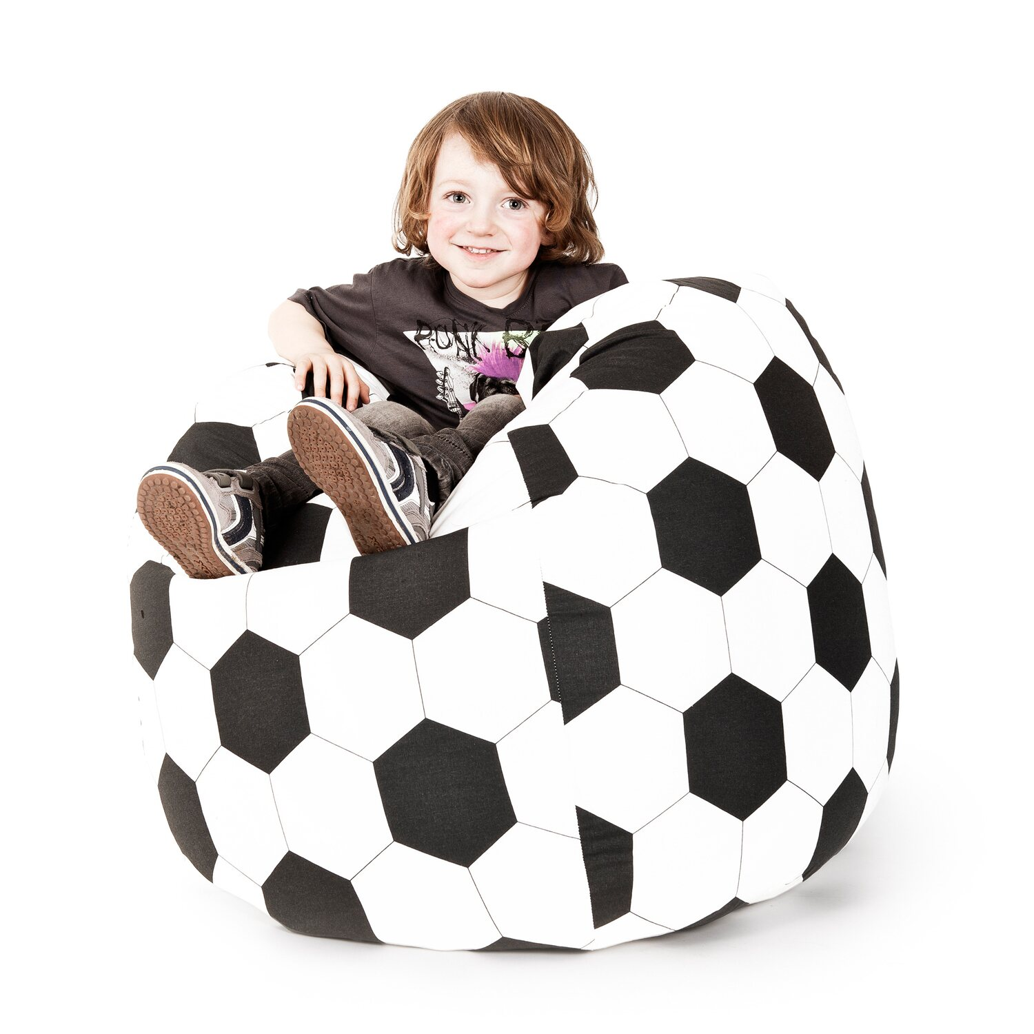 sitting point sitzsack beanbag xl 220 l fussball kaufen bei obi. Black Bedroom Furniture Sets. Home Design Ideas