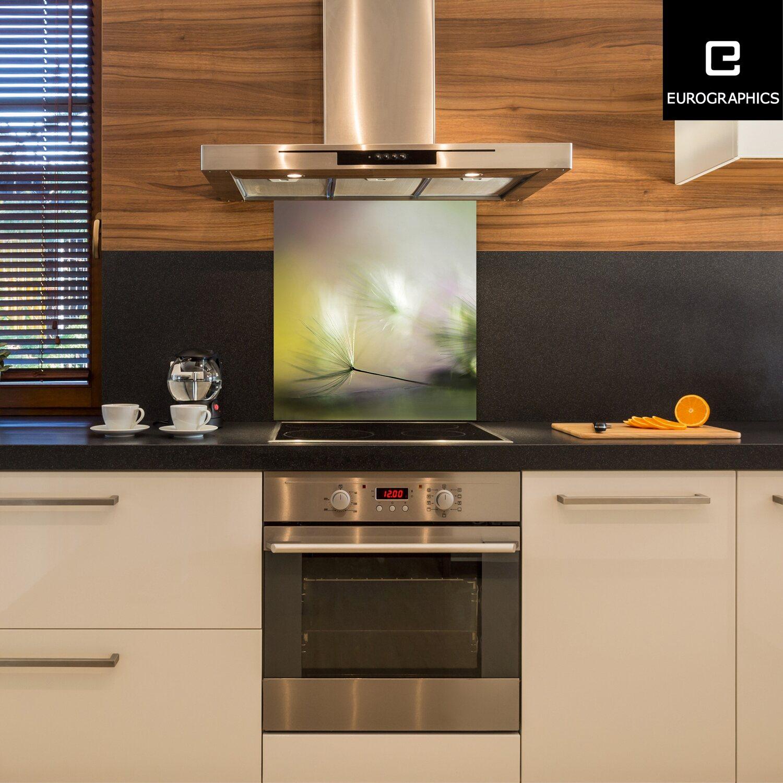 Küchen Glas Spritzschutz 18 cm x 18 cm In the Morning kaufen bei OBI