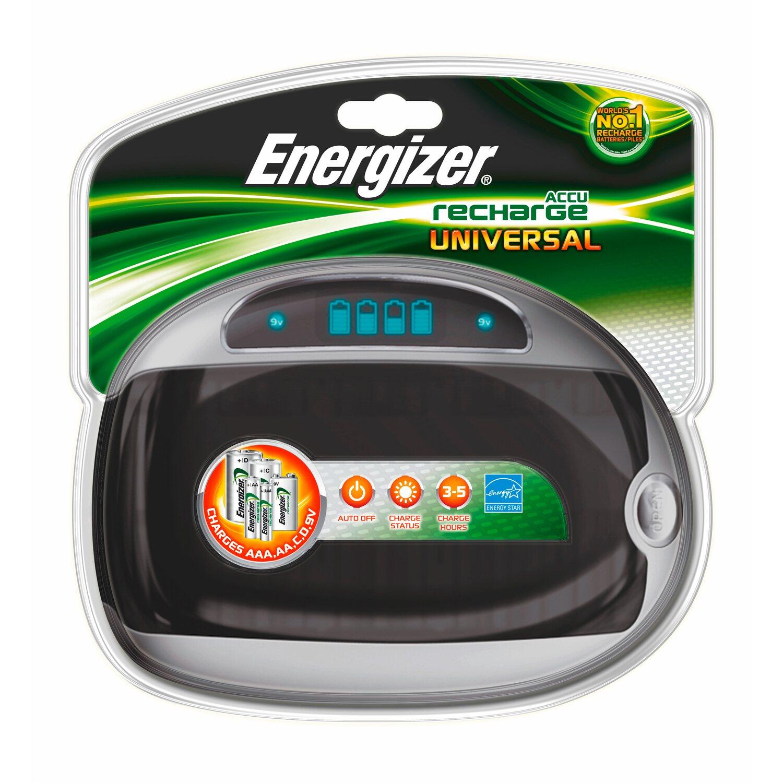 Energizer Ladegerät Universal