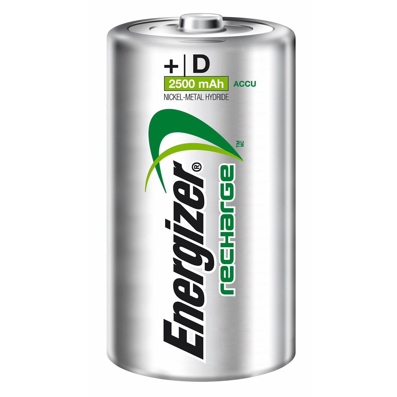 Energizer  Akku Power Plus D Mono 2 Stück