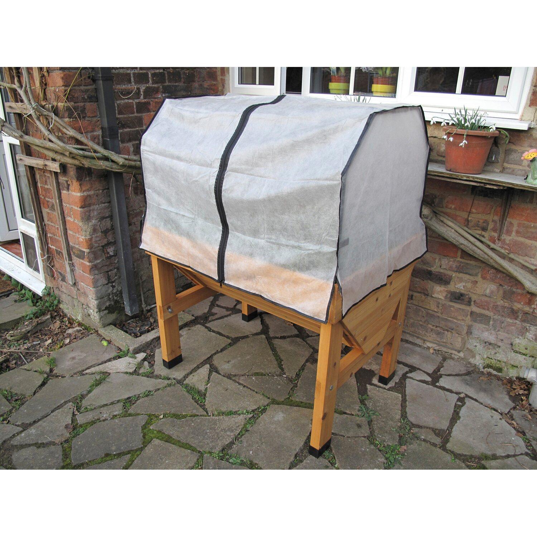 hochbeet abdeckung small ohne rahmen kaufen bei obi. Black Bedroom Furniture Sets. Home Design Ideas