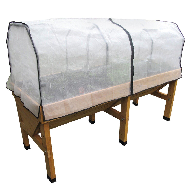 Micro Netz Abdeckung Medium Ohne Rahmen Fur Hochbeet Kaufen Bei Obi