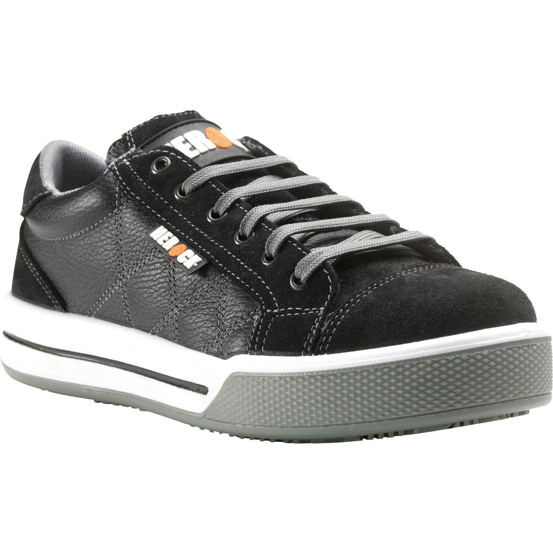 6888b4e690 Herock Sneakers Contrix Low S3 Schwarz 42 kaufen bei OBI