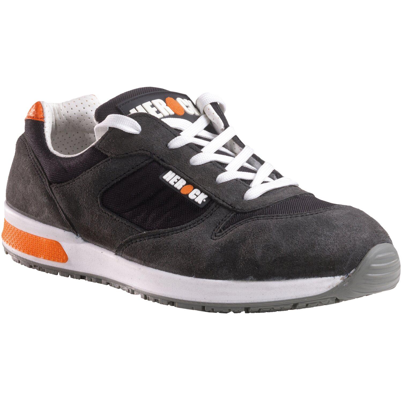 Herock Sneakers Low 41 S1p Grau Gannicus kXuZPiO