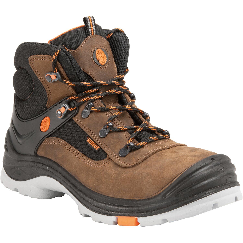 bc16b20785 Herock Schuhe Magnus High Compo S3 Braun 44 kaufen bei OBI