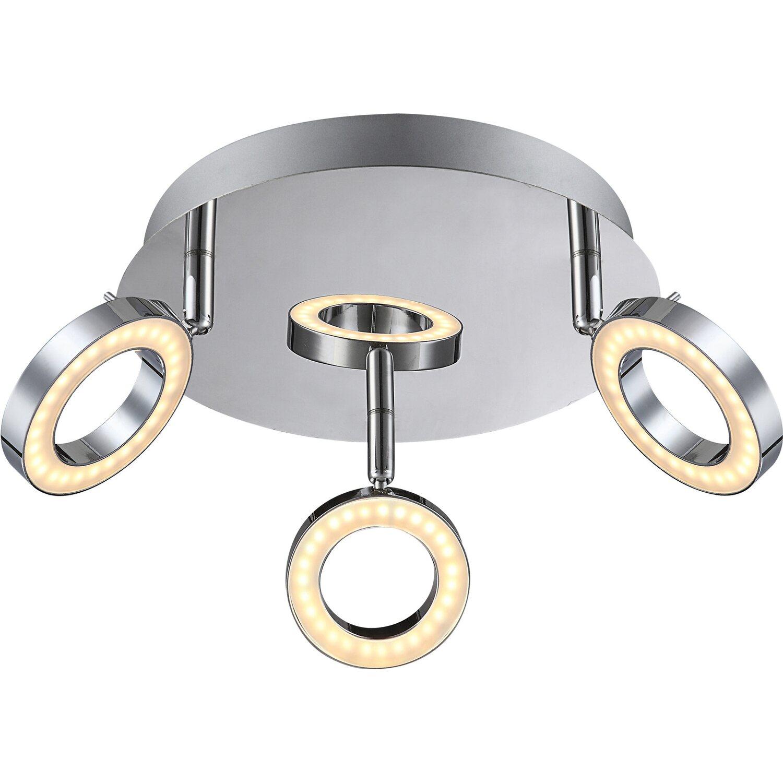 Globo LED-Spot 3er EEK: A - A++ Orell