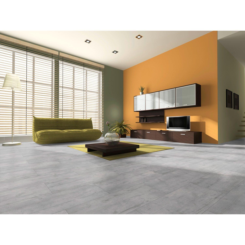 visiogrande laminatboden sichtbeton stein kaufen bei obi. Black Bedroom Furniture Sets. Home Design Ideas