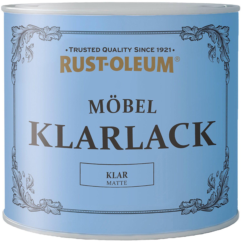 Rust Oleum Möbel-Klarlack 125ml