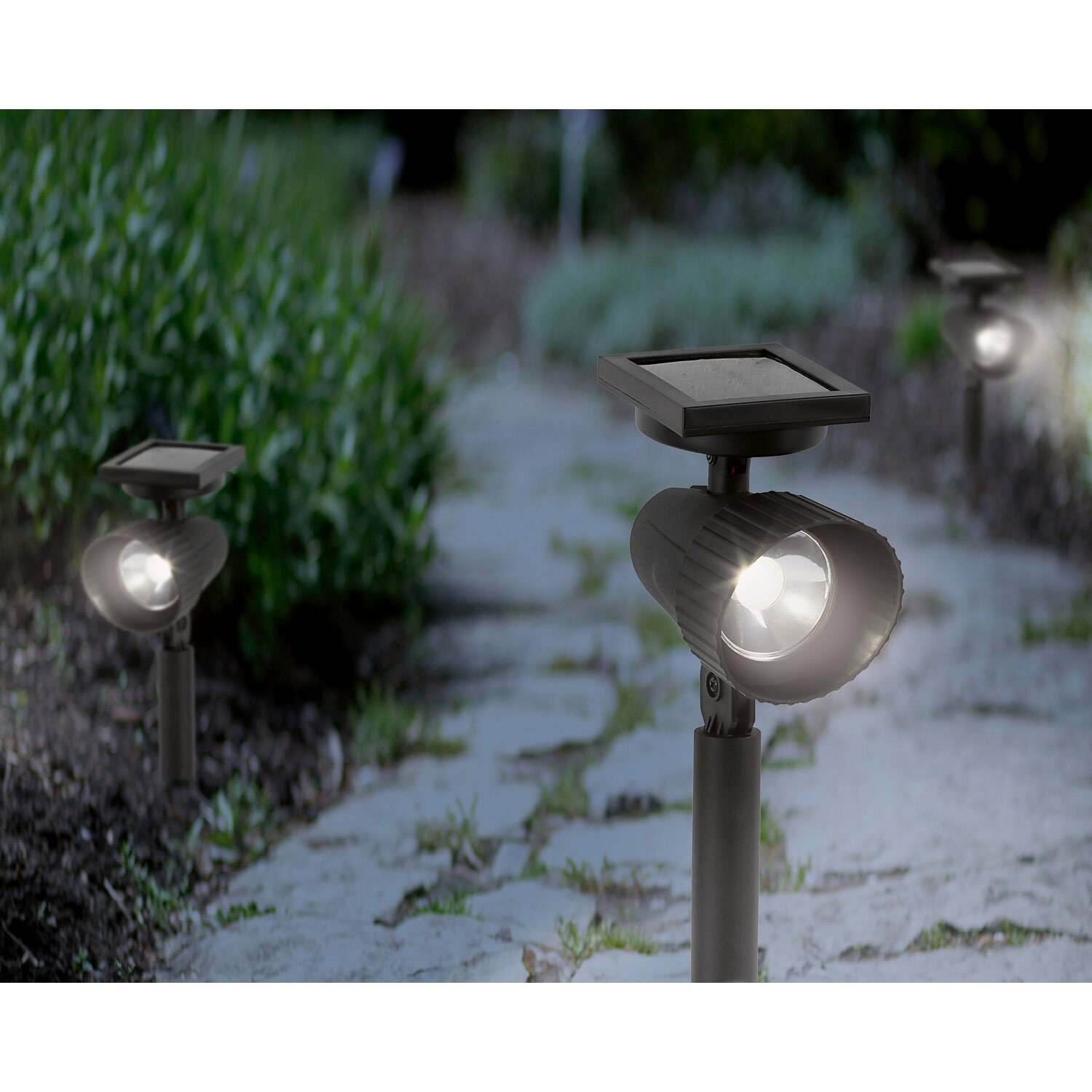 LED Solar Spot Travi