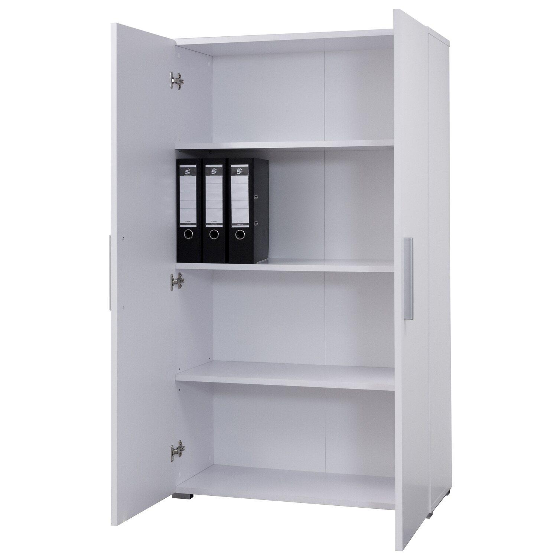 schrank 140 wei wei kaufen bei obi. Black Bedroom Furniture Sets. Home Design Ideas