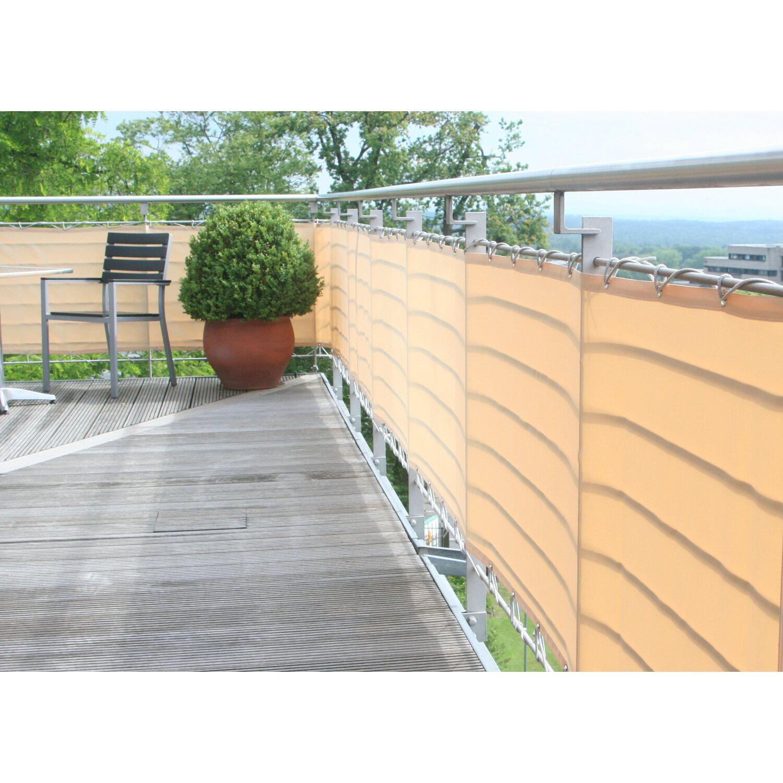 Floracord Balkonverkleidung Sisal 75 Cm X 500 Cm Kaufen Bei Obi