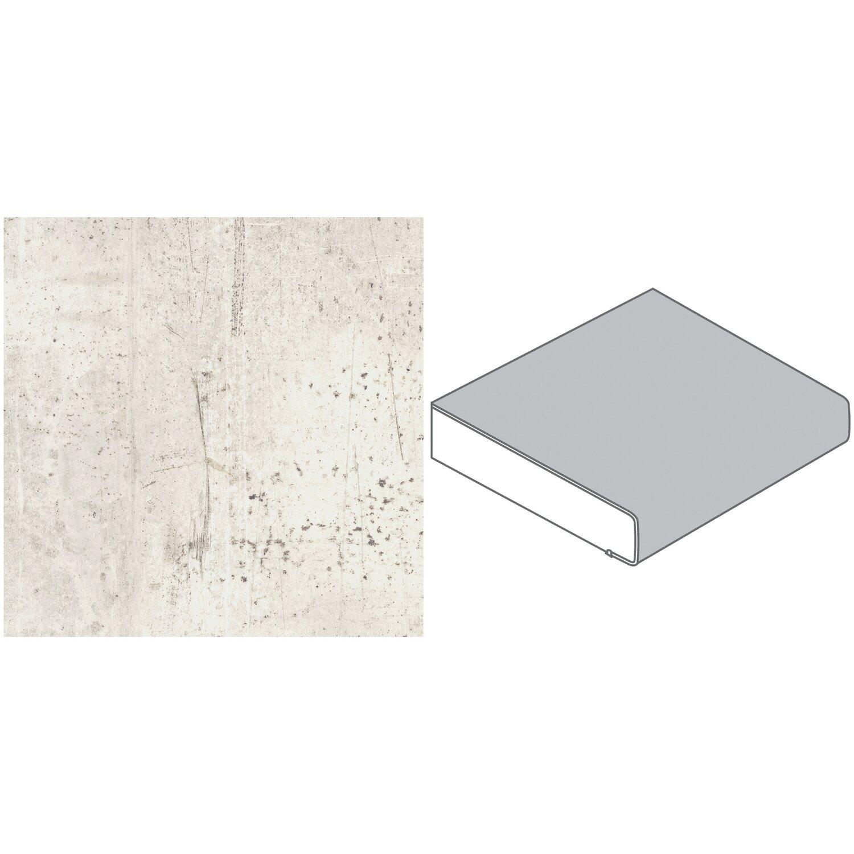 arbeitsplatte 65 cm x 3 9 cm beton wei bn230si kaufen bei obi. Black Bedroom Furniture Sets. Home Design Ideas