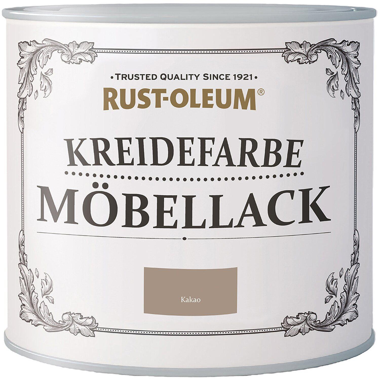 Rust Oleum  Möbellack Kreidefarbe Kakao Matt 125 ml