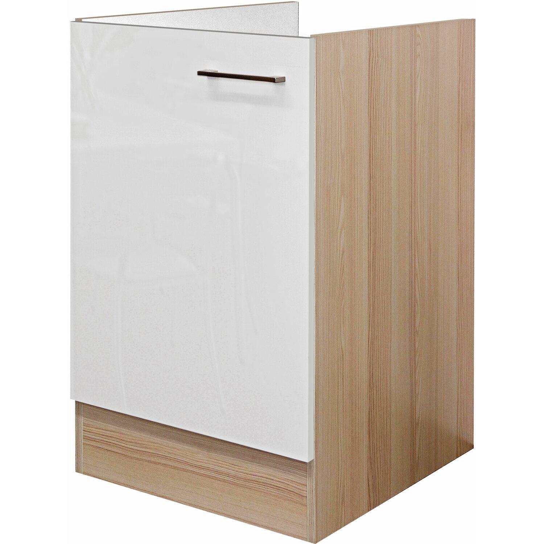 flex well exclusiv sp lenunterschrank abaco 50 cm perlmutt. Black Bedroom Furniture Sets. Home Design Ideas