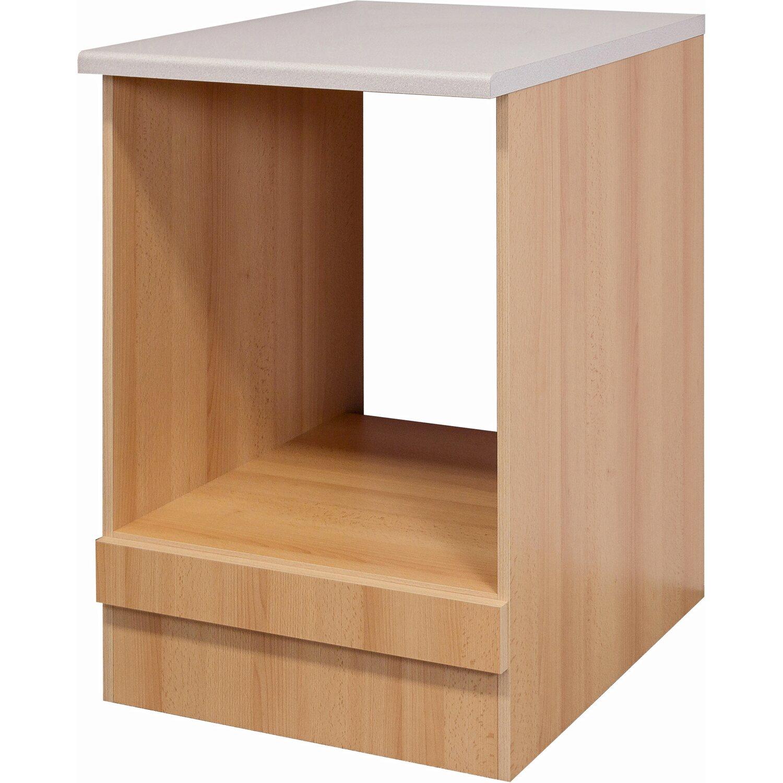 flex well classic herd umbauschrank nano 60 cm buche. Black Bedroom Furniture Sets. Home Design Ideas
